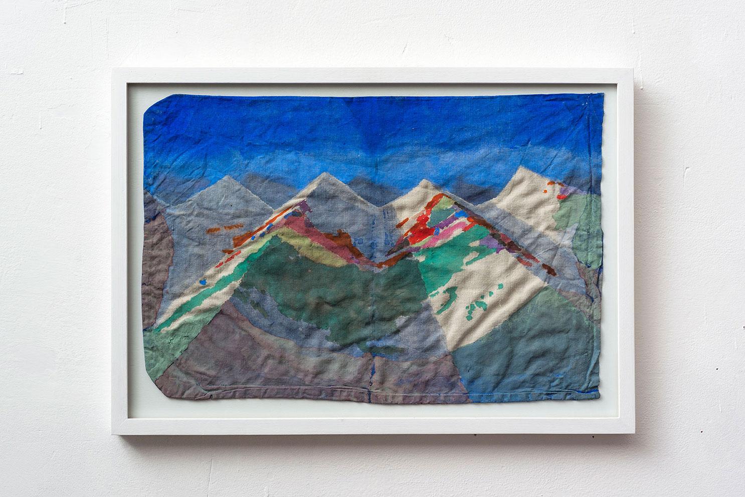 1_cartography_6a-montagne-ii-frontale-2014-pigmenti-su-tela-di-lino-incorniciato-sotto-vetro-45-x-643-cm